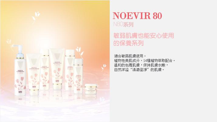 NOEVIR 80
